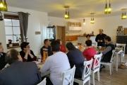 Kulatý stůl starostů MAS Horňácko a Ostrožsko k realizaci SCLLD 2014 - 2023