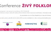 Konference ŽIVÝ FOLKLÓR